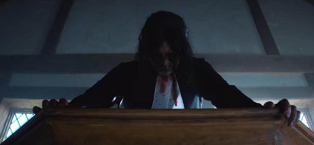 Michael Chandler in Fear Street Part Three: 1666 c/o Netflix