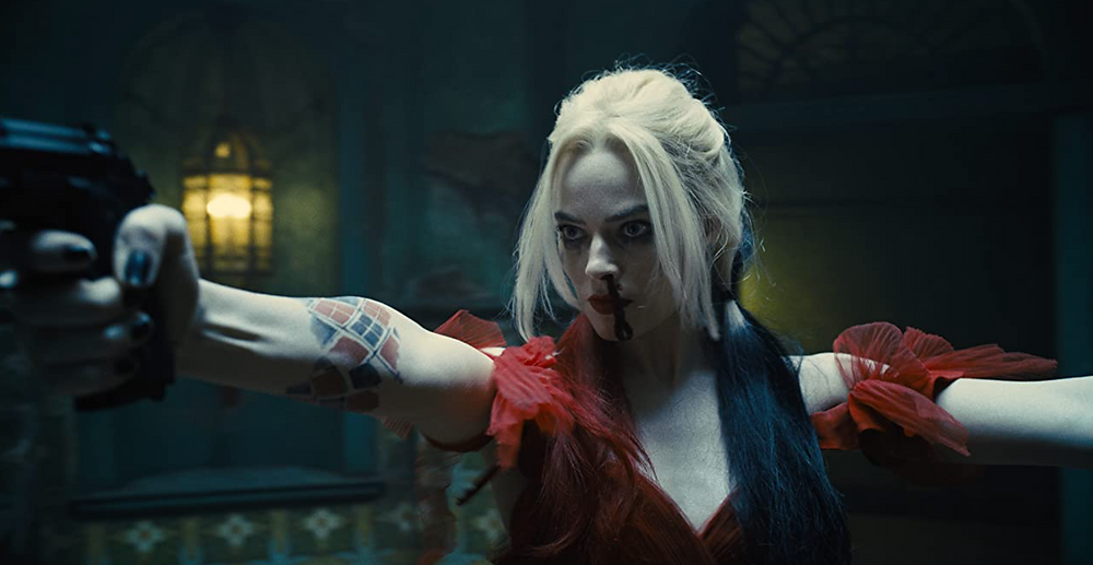 Margot Robbie in The Suicide Squad c/o DC Entertainment