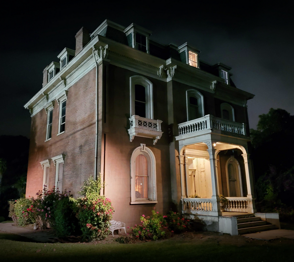 The Esther Phillips house, 2021 Delusion location