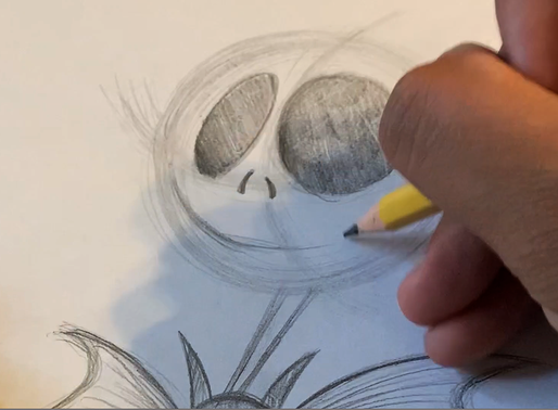 Learn to Draw Jack Skellington with Darren Yasay - Halloween at Home