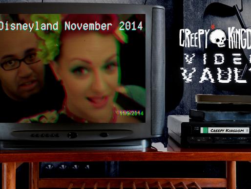 Disneyland November 2014 - Video Vault