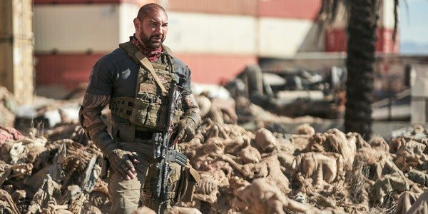 Dave Bautista, Army of the Dead, Netflix