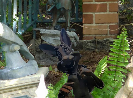 The Dark Theme Park Show Podcast - RIP Br'er Rabbit: Splash Mountain Re-Theme Announced