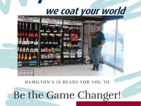 Hamilton's is a Game Changer!