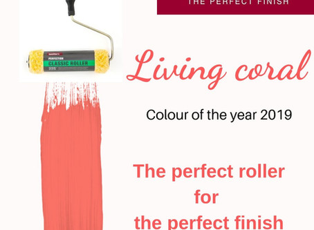 Living Coral - Colour of 2019