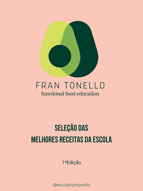 SELEÇÃO DAS MELHORES RECEITAS DA ESCOLA 2019