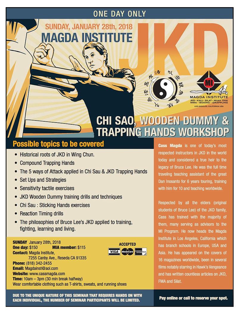 Knife Workshop - Simi Valley Ca. - Martial Arts School