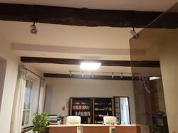 Dalle LED suspendue
