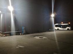 Eclairage extérieur LED