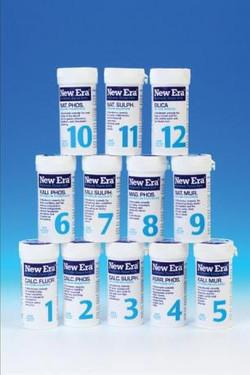 Twelve Tissue Salts