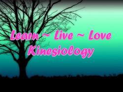 Learn Live Love Kinesiology
