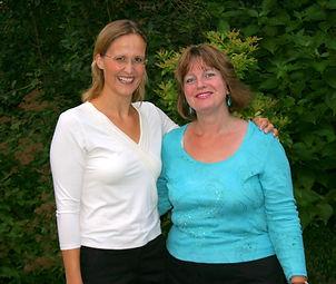 Elizabeth Hughes & Miranda Welton 2001
