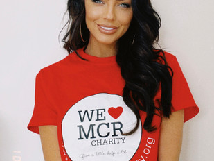 Rosie Williams joins We Love MCR as Ambassador