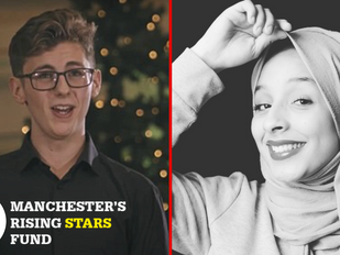 Greater funding on offer for Manchester's Rising Stars Fund