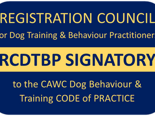 Registration with RCDTBP