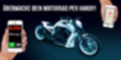 GPS Ortung für Motorrad