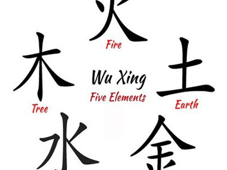 Food and the Five Elements Constitutions