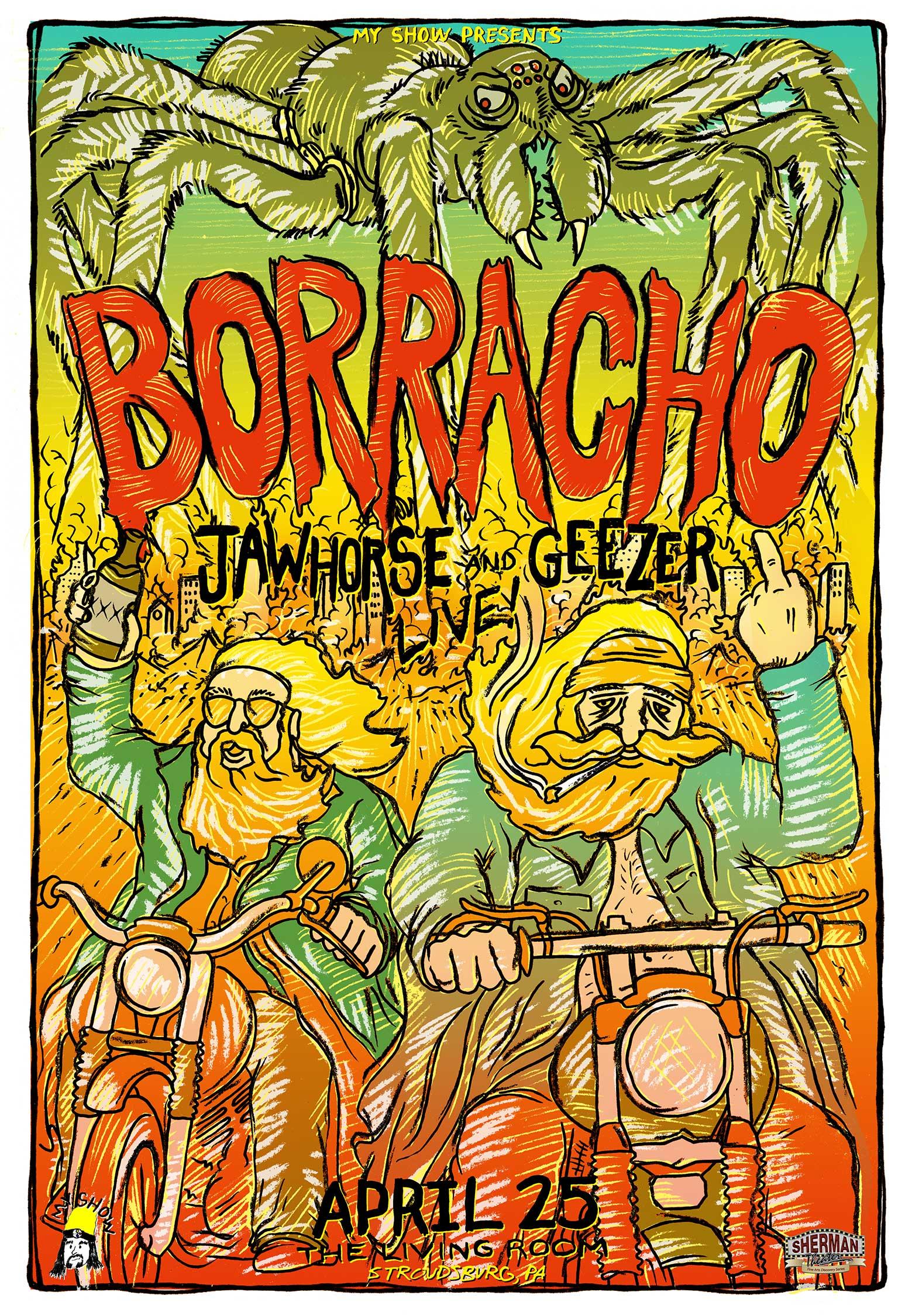 BorrachoPosterWEB