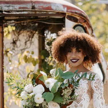 Abri's Wedding Day!
