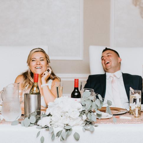 Jackie's CT Wedding!