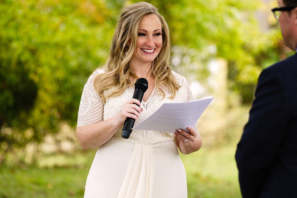 Bride Marcy