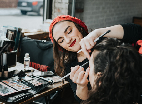 Why You Should Hire A Professional Makeup Artist For Your Branding Session