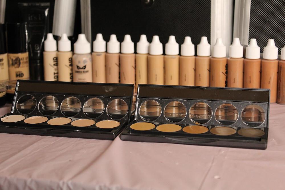 Boston Wedding Makeup Artist In Action!