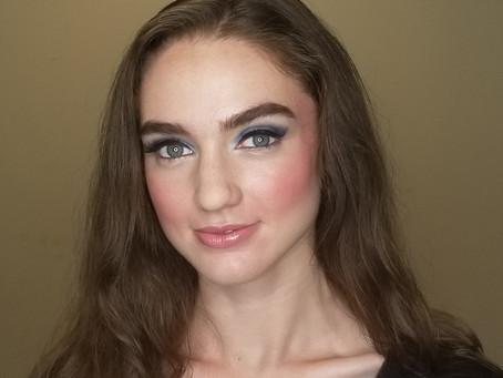 Get The Look: Fun Disco Makeup!