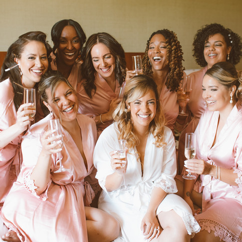 Beverly's Wedding Day!