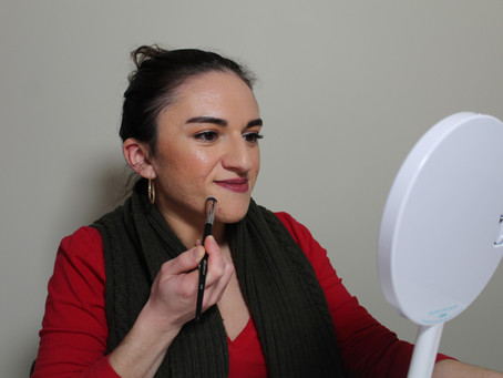 How To Use Makeup To Cover Acne