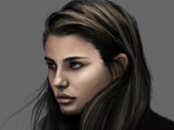 Taylor Hill Portrait