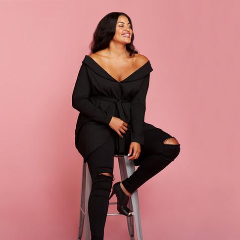 La Fille Colette Branding Photo Shoot