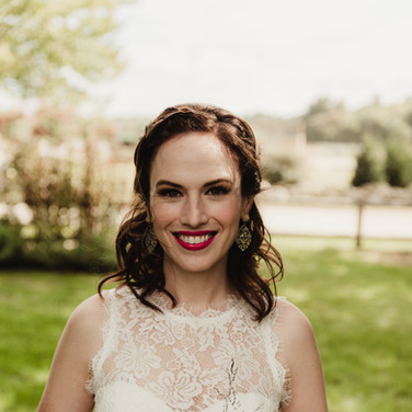 Lilly's Wedding Day!