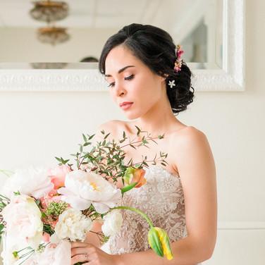 Alexandra's Spring Wedding!