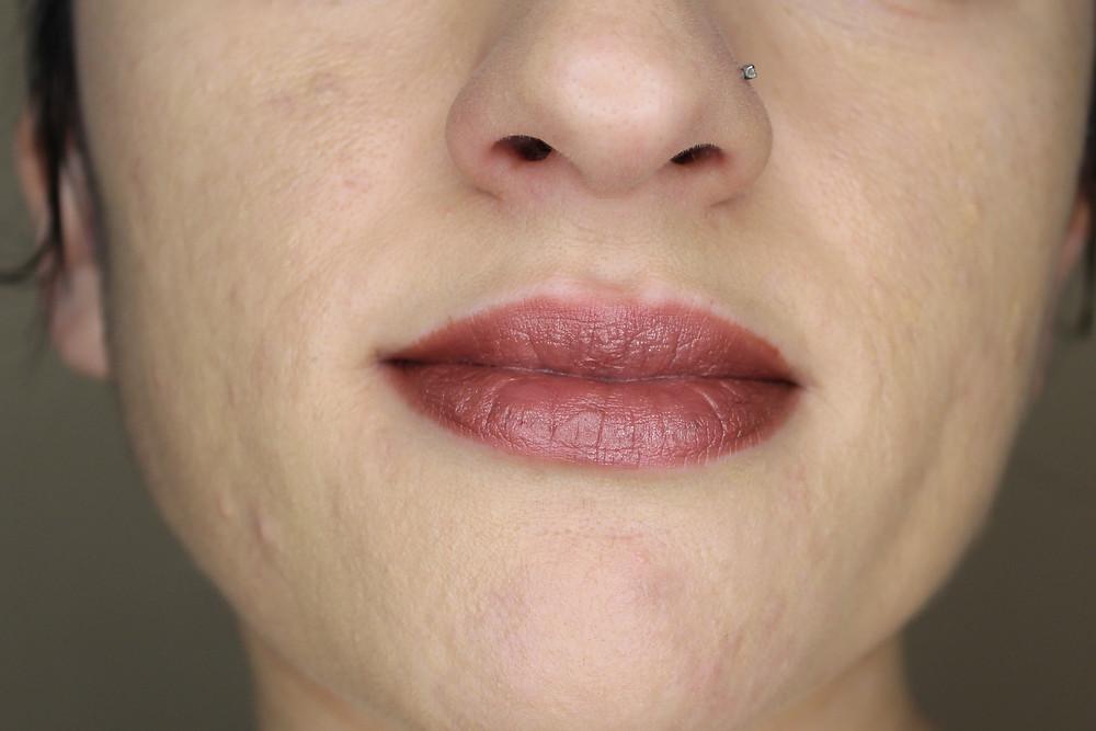 lip contour makeup
