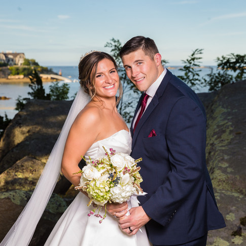 Samantha's Cohasset MA Wedding!
