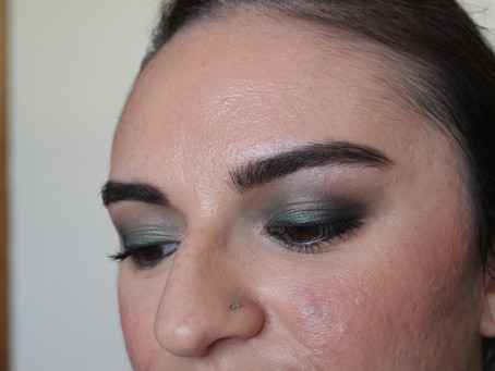 How To Rock A Glam Eye Makeup This Summer!