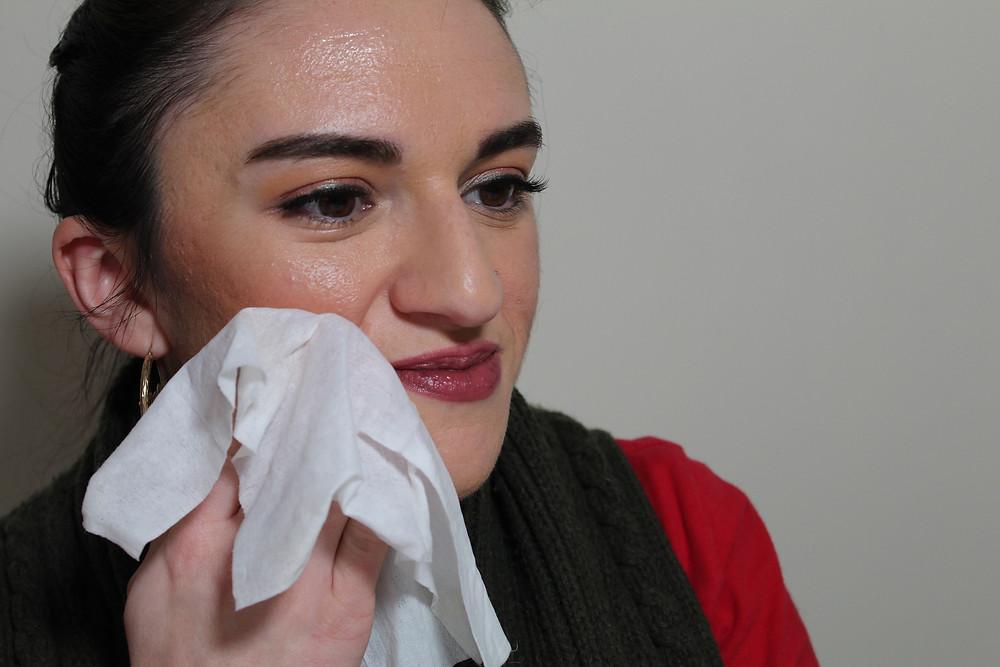 beauty 360 and neutrogena makeup wipes