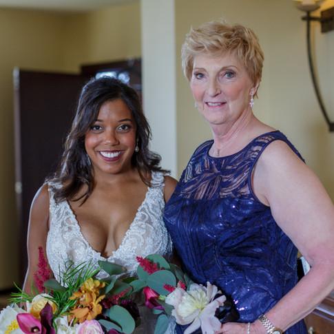 Nicole's MA Wedding!