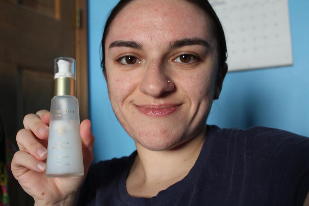 hydrating skin serum
