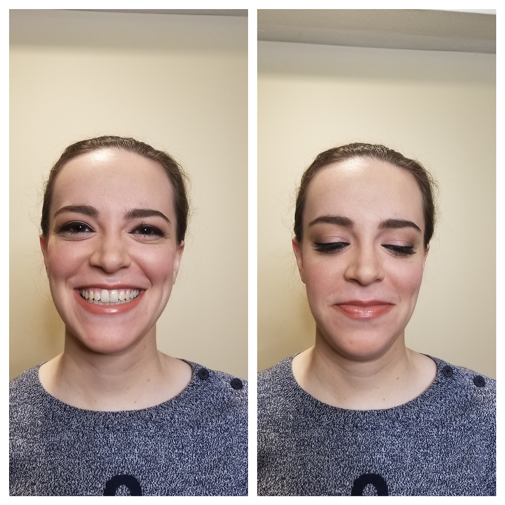 Boston Wedding Makeup!