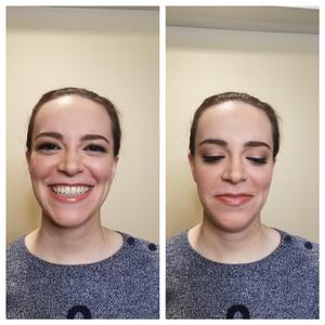 Boston Wedding Makeup!