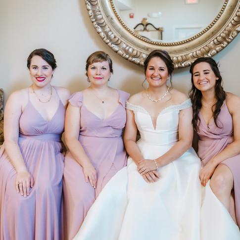 Jessica's Wedding Day!