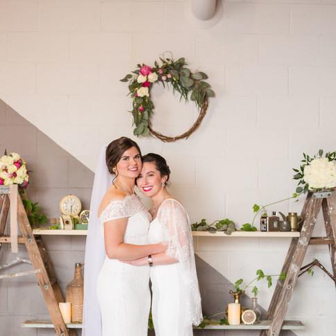 Cindy & Sarah's MA Wedding!