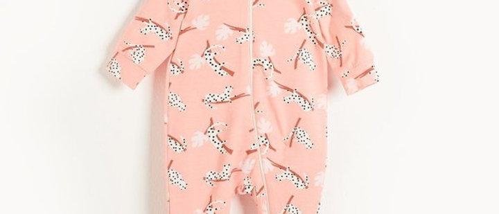 Pyjama peachy