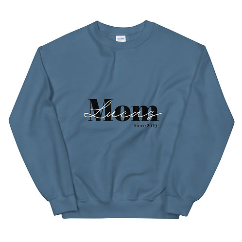 Gepersonaliseerde sweatshirt - mom