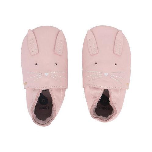 Bobux softsole - rose bunny