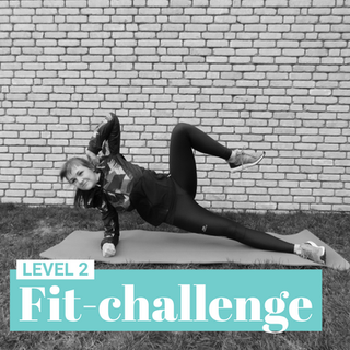 Fit-challenge level 2