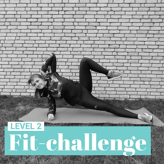 Fit-challenge: LEVEL 2
