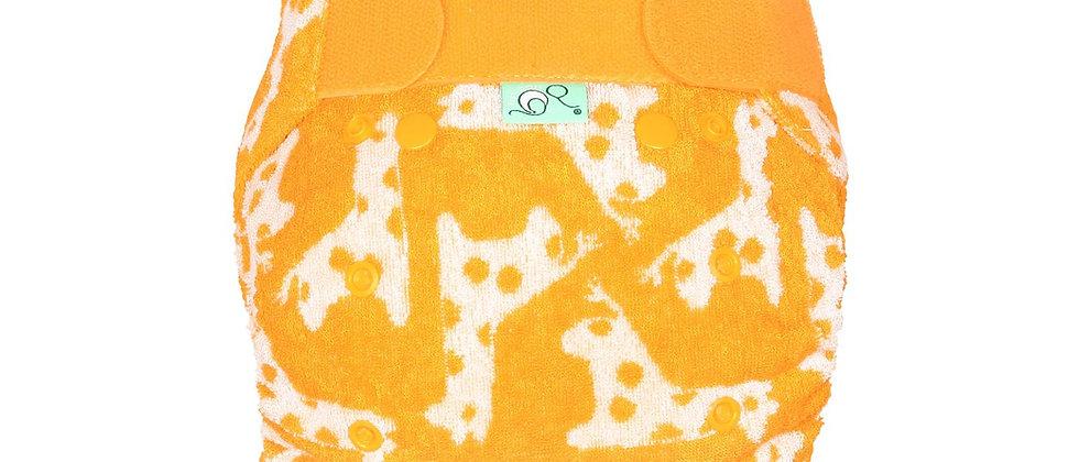 Totsbots overbroekje - Peenut Wrapper Giraffe